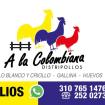 Distripollos a La Colombiana