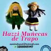 Hazzi Muñequitas De Trapo