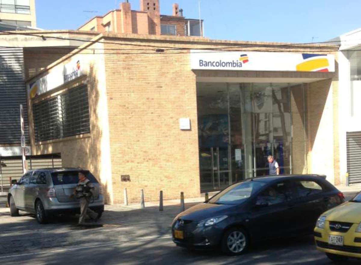 Bancolombia pepe sierra bancos santa b rbara for Oficinas bancolombia cali