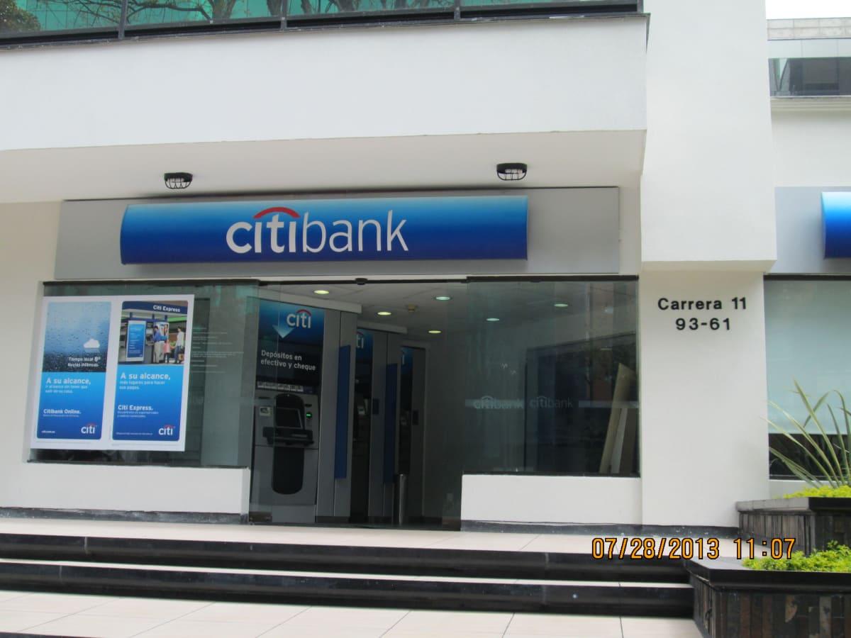 Banco citibank calle 93 bancos parque de la 93 for Oficina citibank madrid