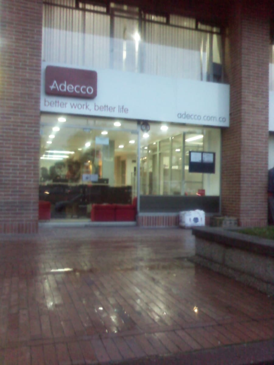 Adecco nogal de empleo chic norte iii sector for Adecco oficina