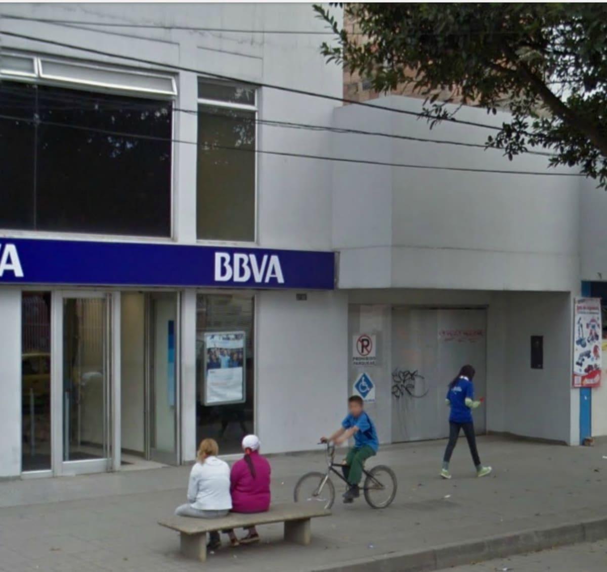 Banco bbva ciudad kennedy bancos ciudad kennedy for Bbva oficina central