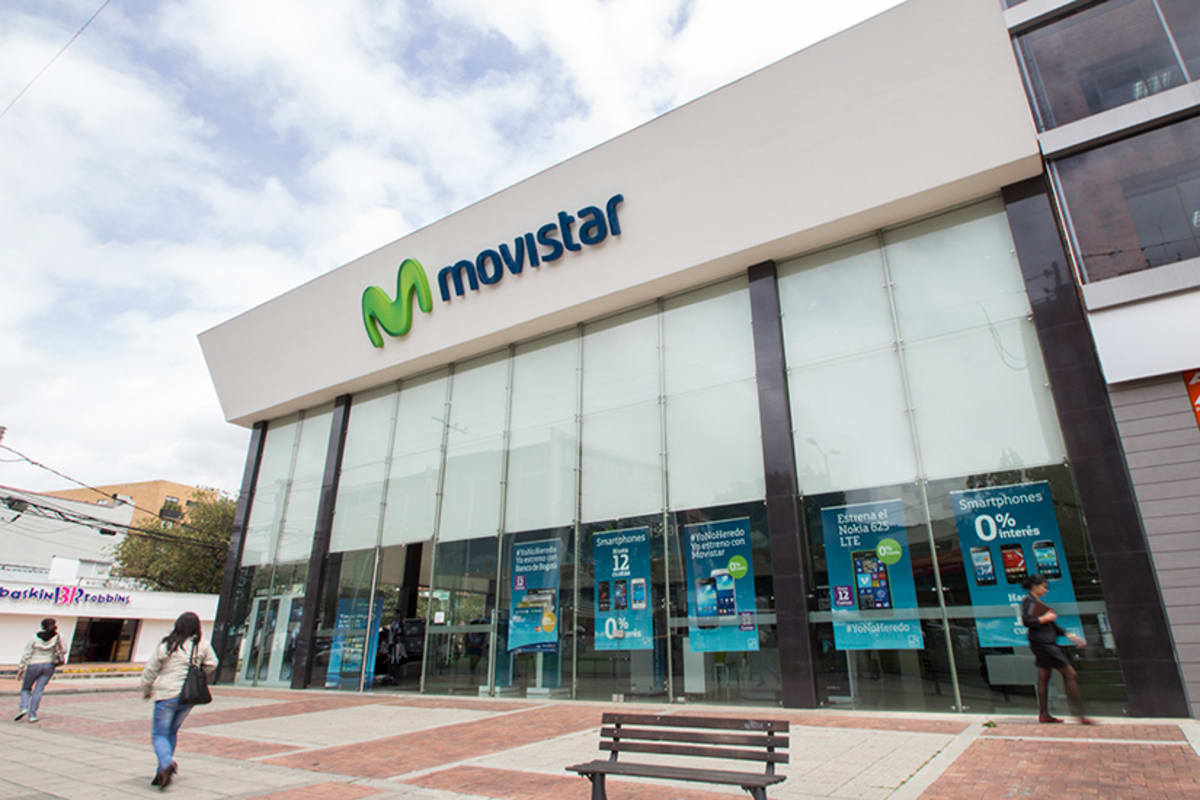Movistar calle 103 telefon a celular o tv por cable for Oficinas movistar