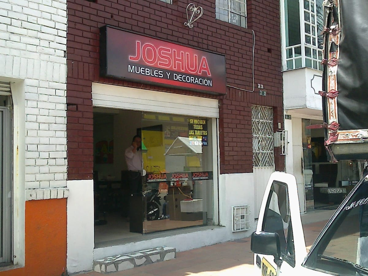 Joshua muebles y decoraci n decoraci n hogar doce de for Muebles decoracion hogar