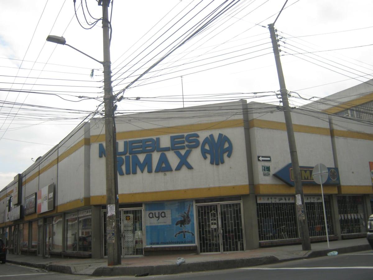 Muebles Rimax  Construcción  Ricaurte  Mártires  Bogotá