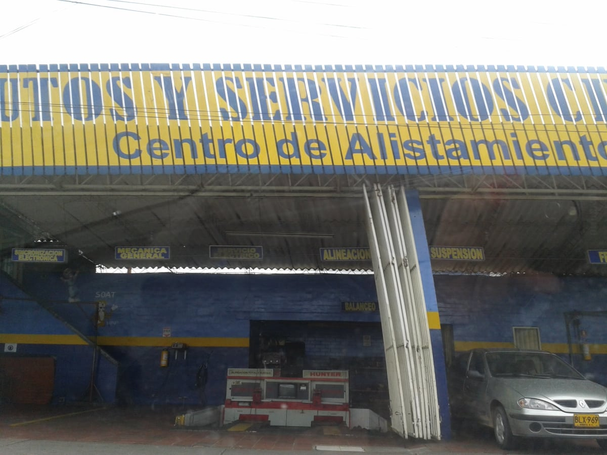 Autos y servicios ciudad jard n talleres de mec nica for Arriendos en ciudad jardin sur bogota