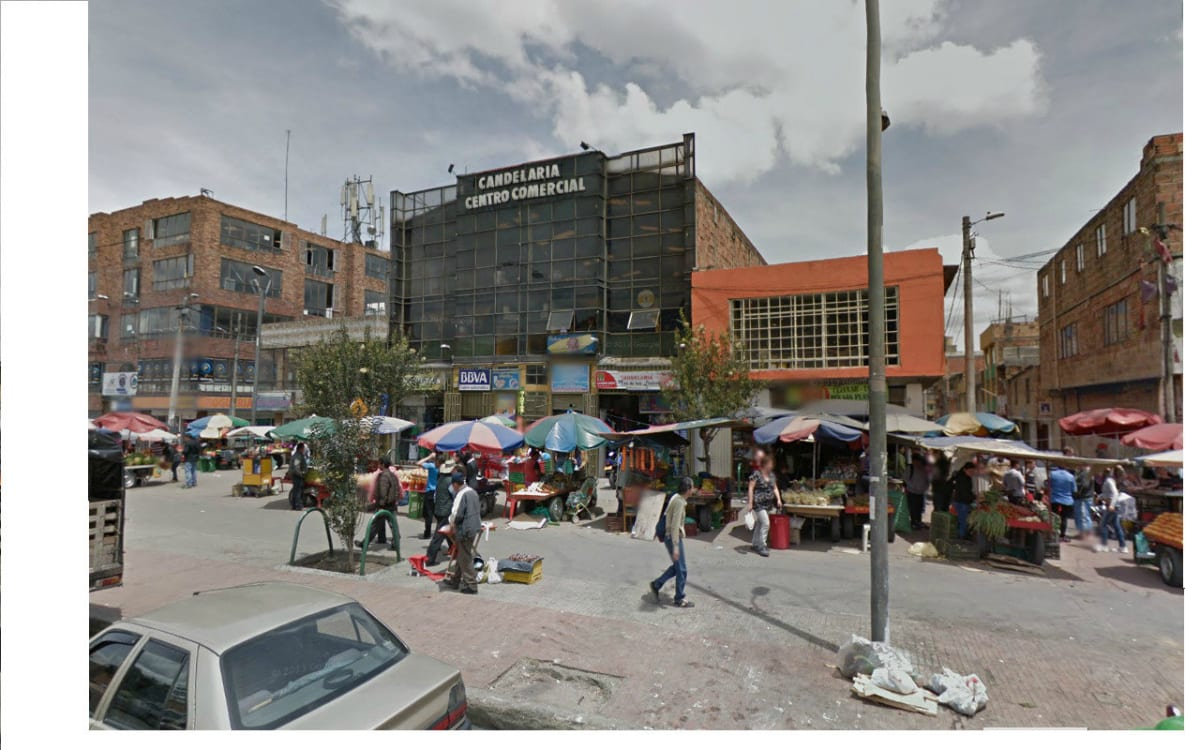 Kandelaria centro comercial centros comerciales coru a - Centro comercial de la moraleja ...