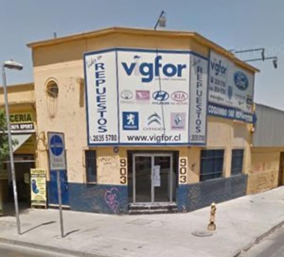 Repuestos vigfor en carmen n 903 santiago comuna - Repuestos persianas madrid ...