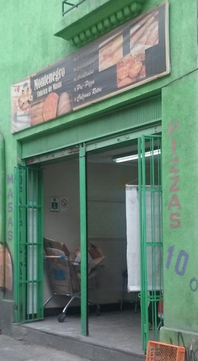 Fabrica De Masas Montenegro En Trieste N 10 Recoleta