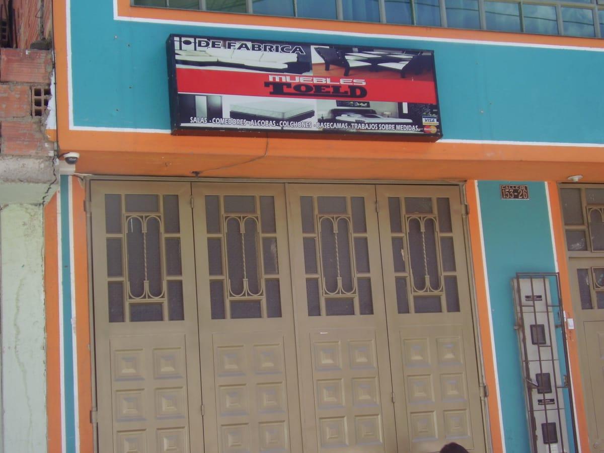 Muebles Toeld Muebler A Santa Rita De Suba Suba Bogot  # Muebles Suba Bogota