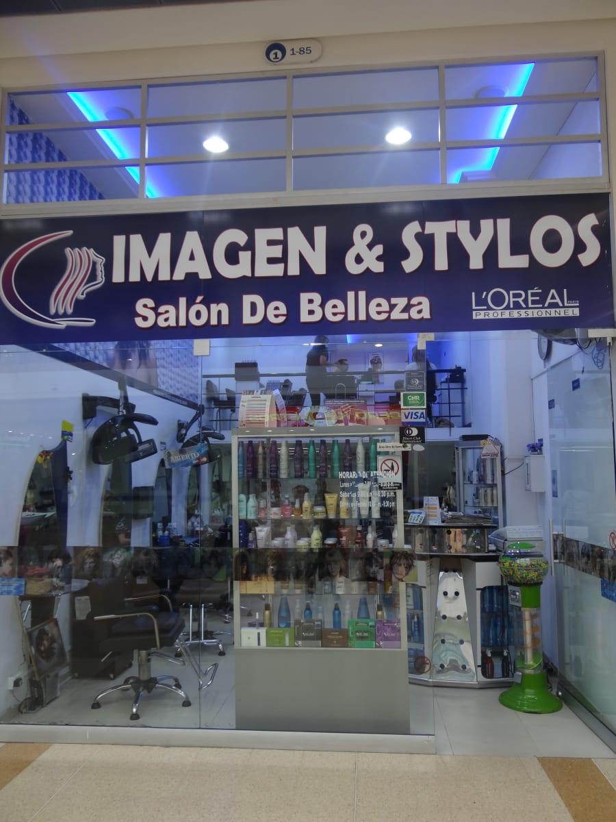 Sal n de belleza imagen stilos plaza imperial salones - Nombres de centros de belleza ...