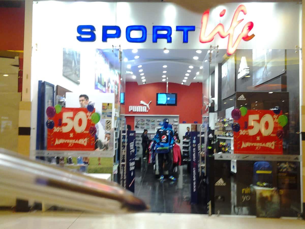cbe05aaf Sport Life Centro Mayor | Artículos deportivos | Centro Comercial ...