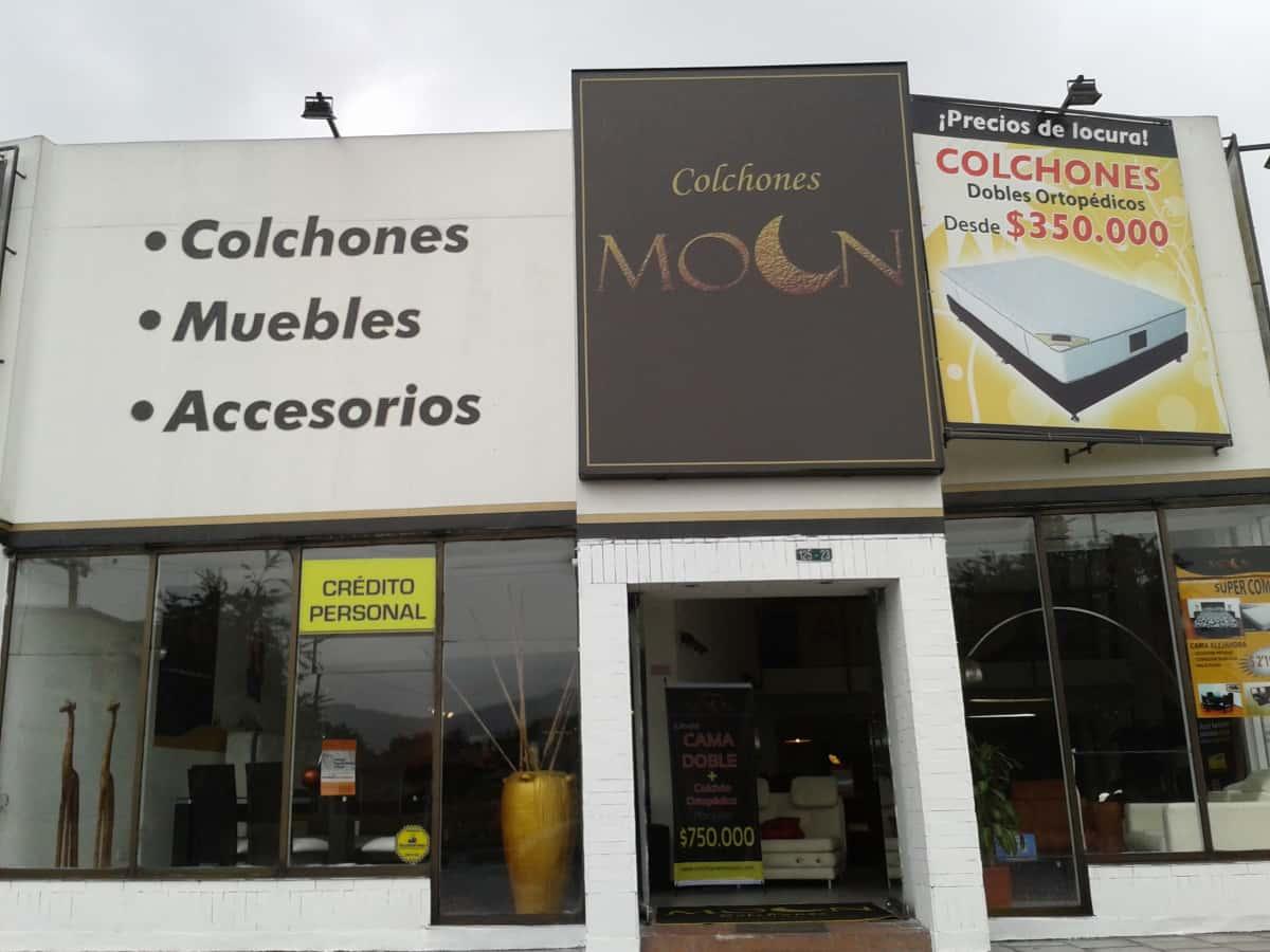 Colchones Moon Decoraci N Hogar Centro Comercial Bulevar Niza  # Muebles Moon Bogota