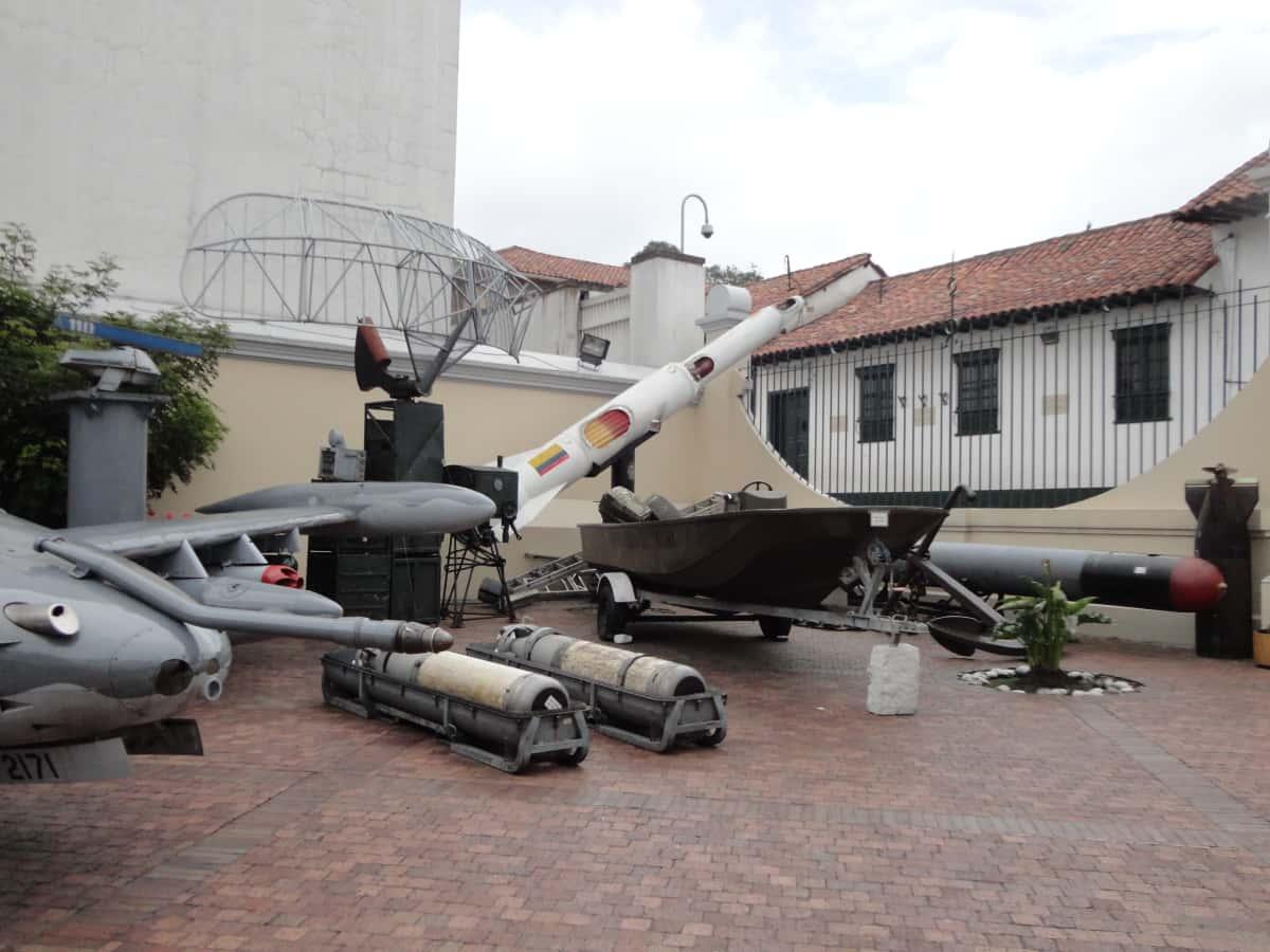 Museo Militar de Colombia | Museo | La Candelaria | Bogotá