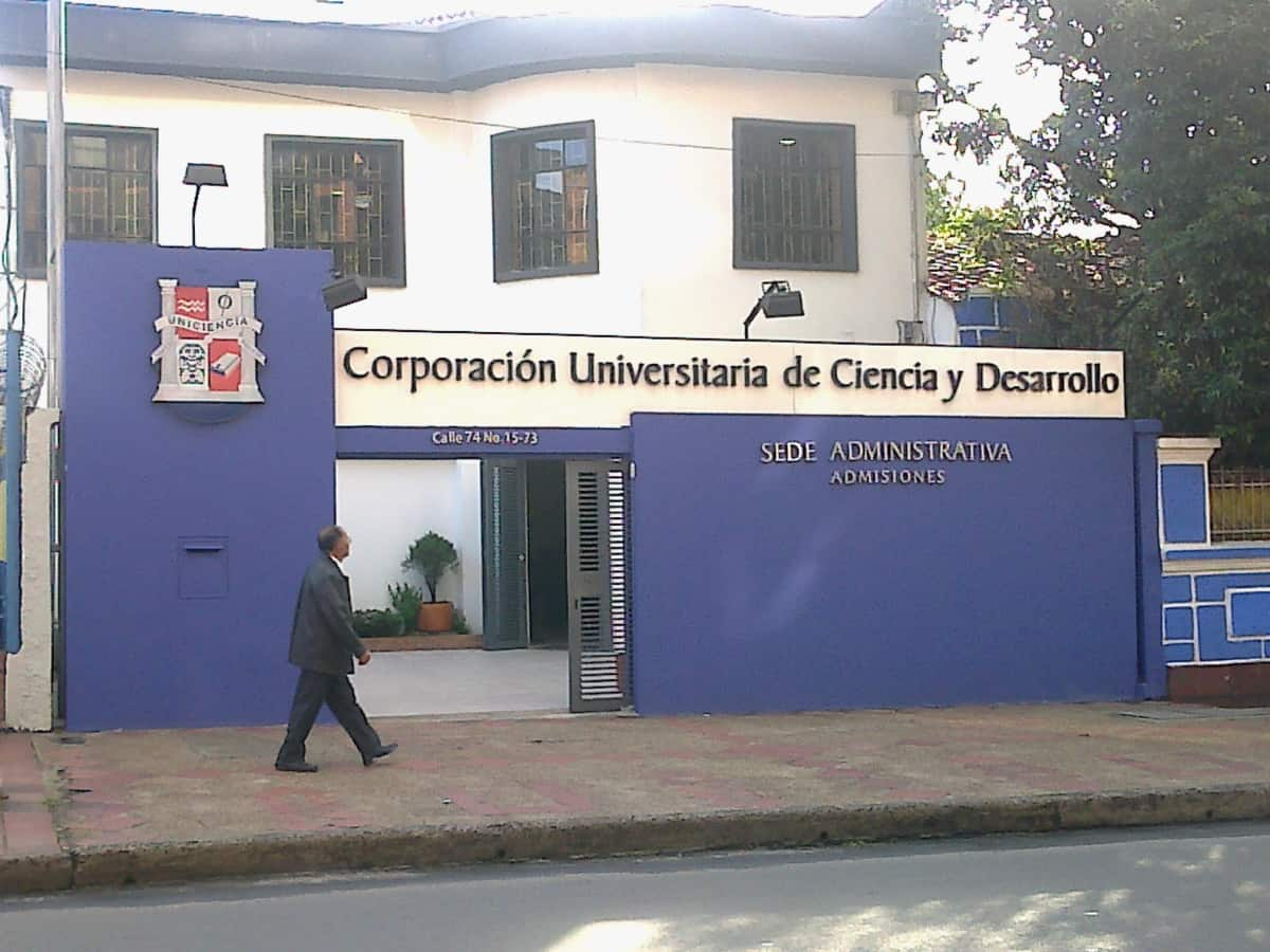 Resultado de imagen para corporacion universitaria ciencia y desarrollo