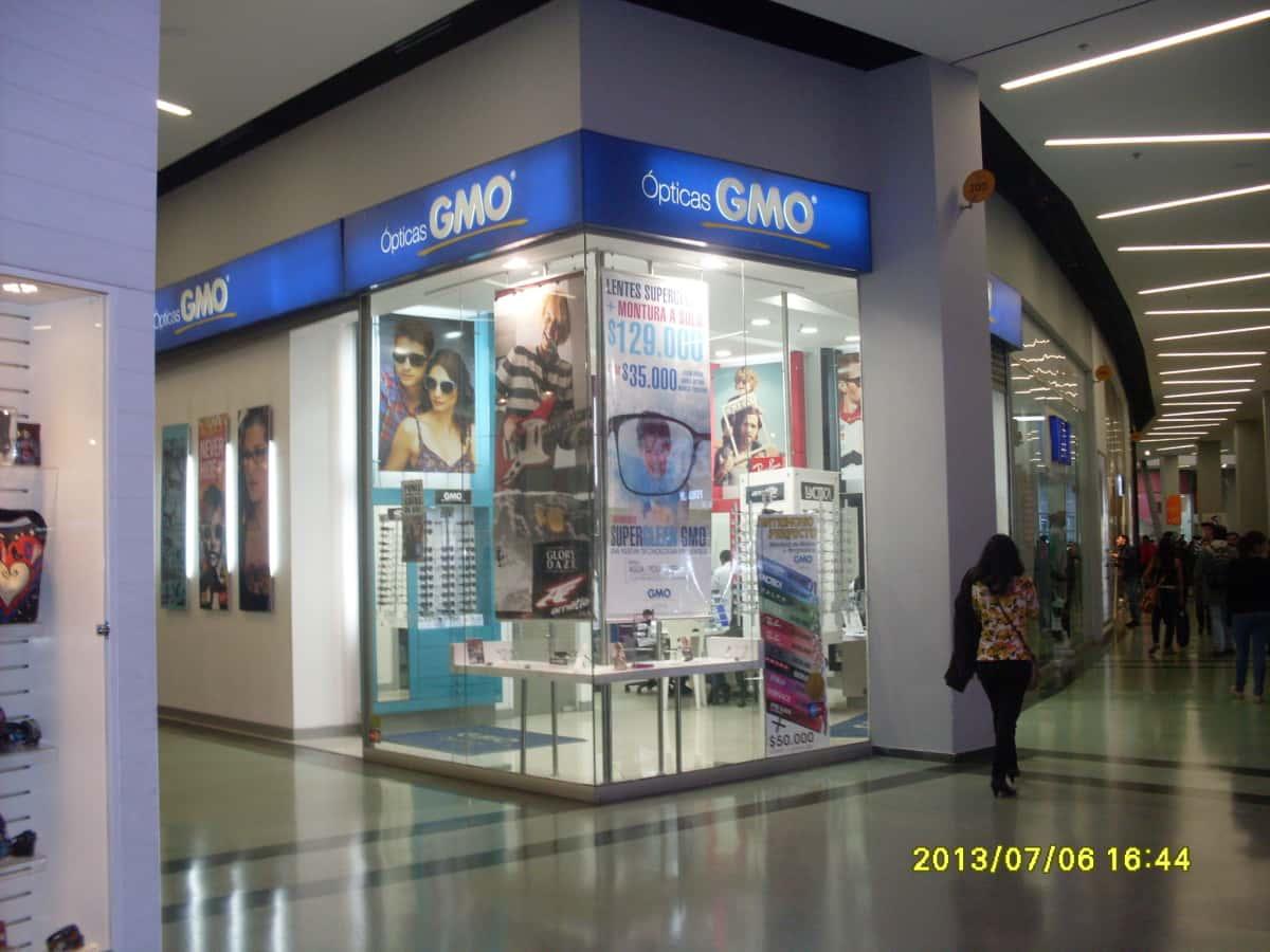 Ópticas Gmo Portal 80   Ópticas   Centro Comercial Portal de la 80 ... f54a79ca0c