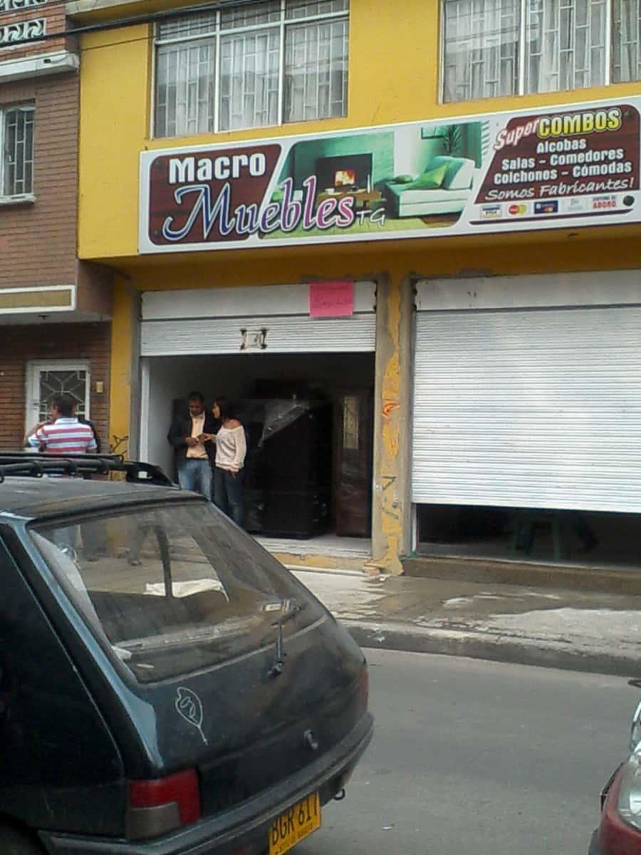 Macro Muebles Decoraci N Hogar Fontib N Centro Fontib N Bogot  # Muebles Fontibon