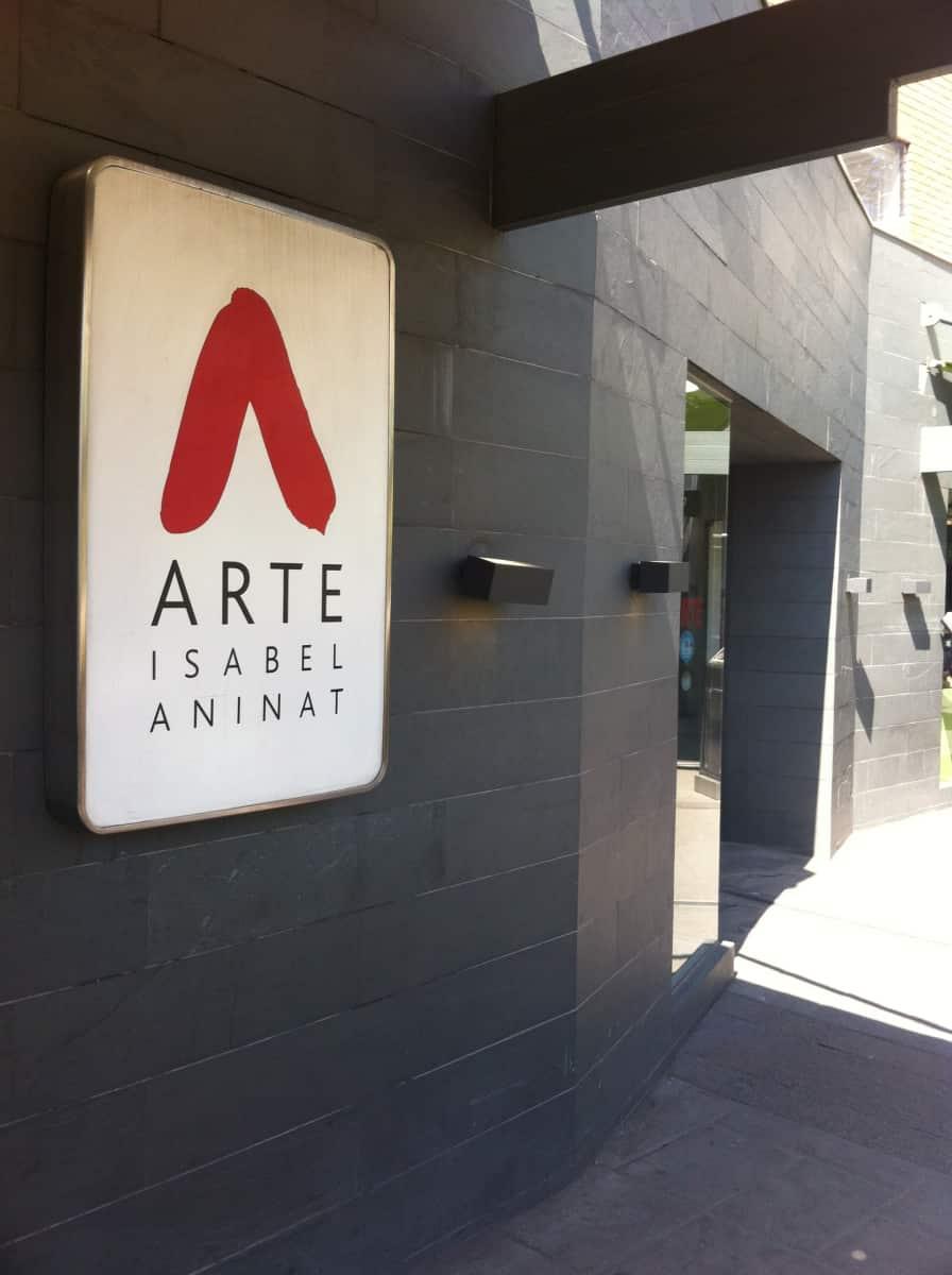 Galer A Arte Isabel Aninat Parque Arauco En Av Presidente  # Muebles Sur Parque Arauco