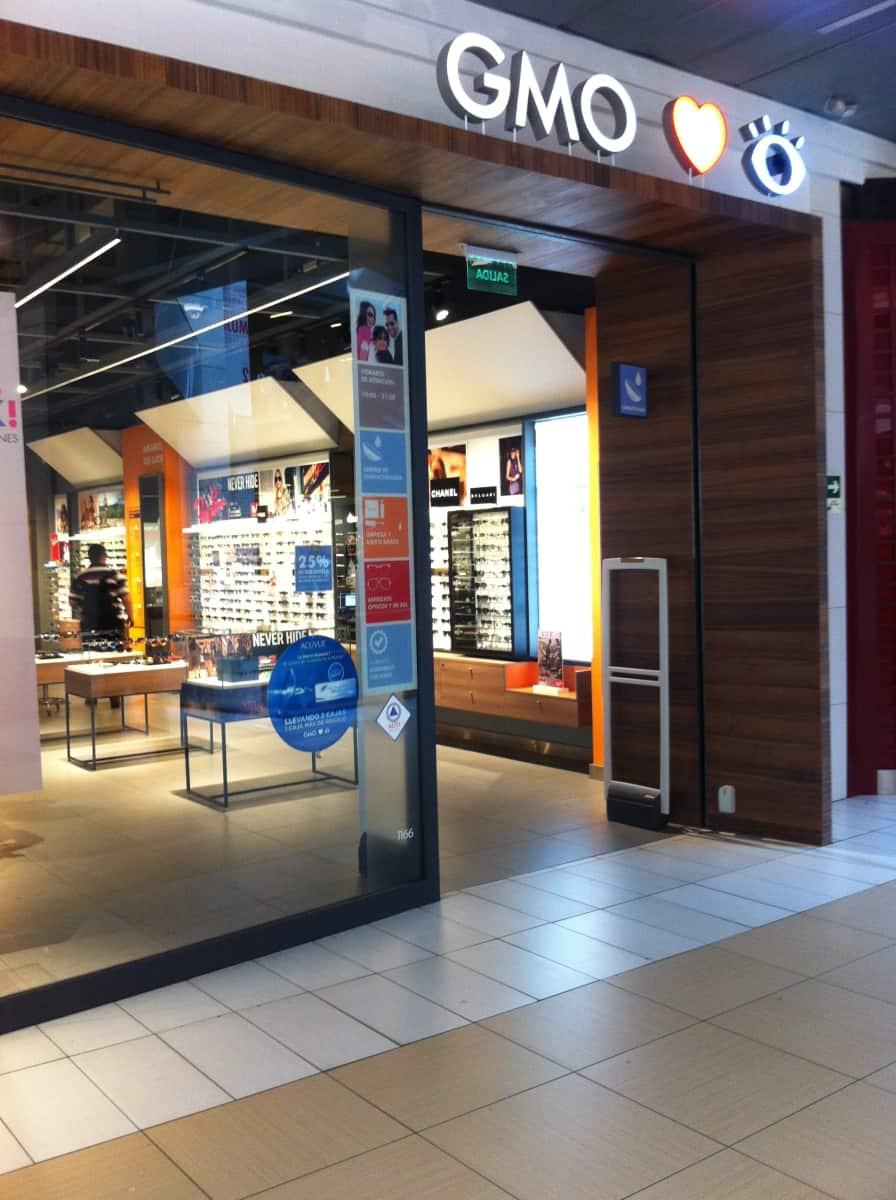cbb762dde4 Ópticas GMO - Mall Costanera Center en Av. Andrés Bello N° 2465 ...