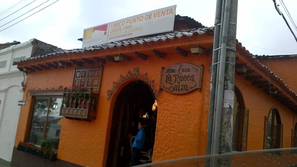 Casa La Rueca Suiza Ornamentaci N Decoraci N Suba Urbano  # Muebles Suizos Bogota Suba
