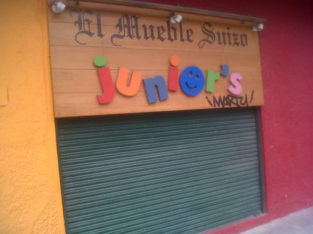 El Mueble Suizo Juniors Ornamentaci N Decoraci N Prado Pinz N