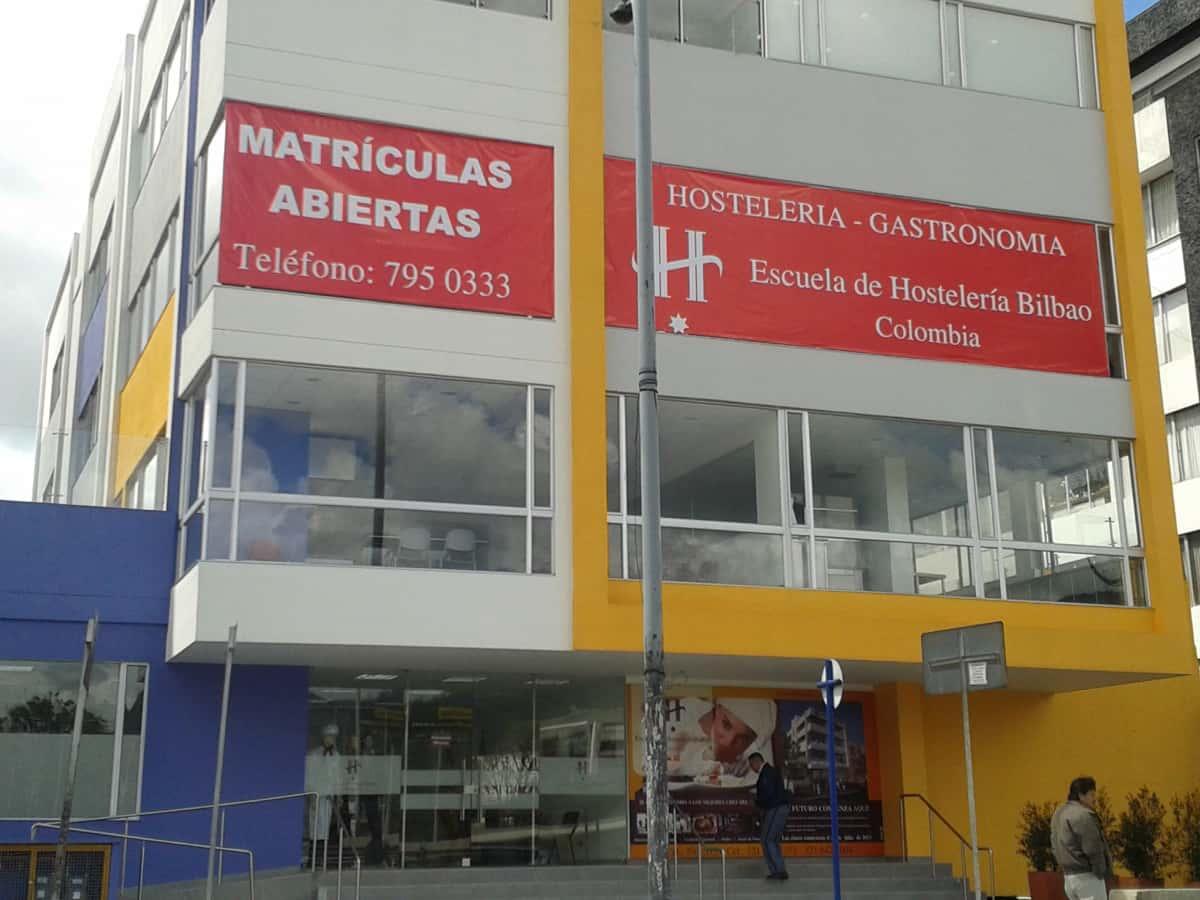 Carreras en Gastronomía Escuela de Hostelería Bilbao