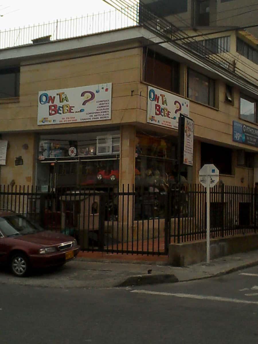 On Ta Bebe Jugueterías Belalcázar Teusaquillo Bogotá