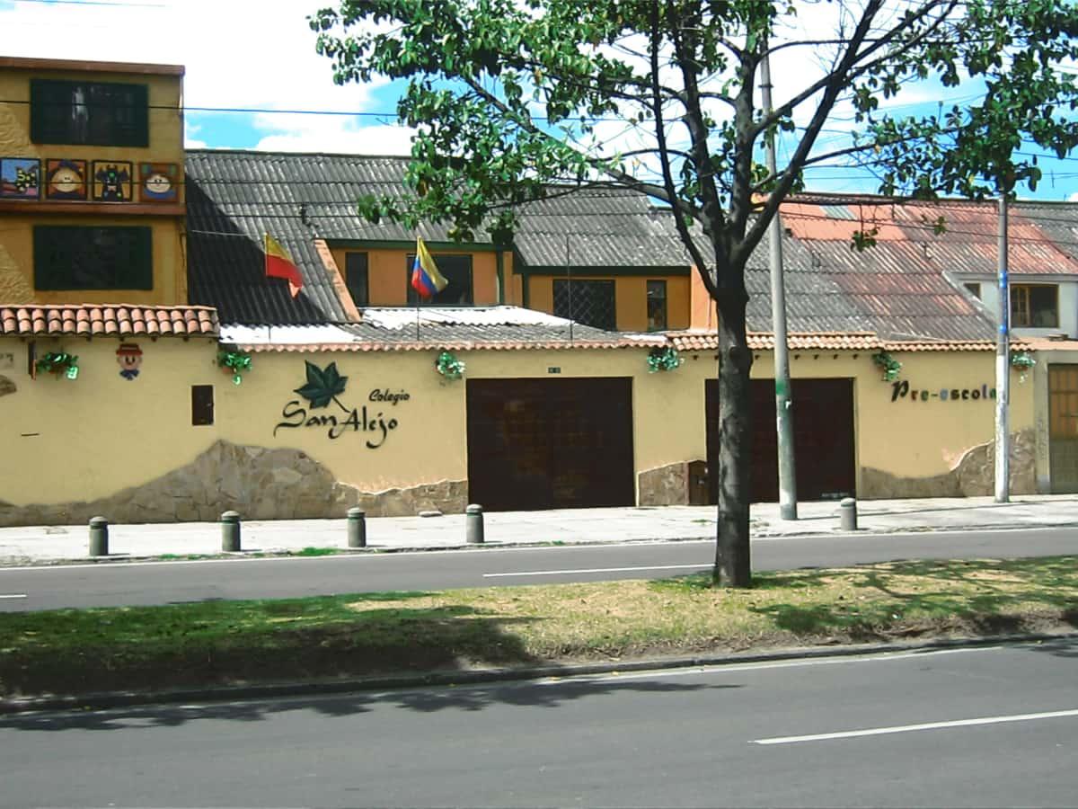 Colegio san alejo colegios montes puente aranda bogot for Instituto ciudad jardin