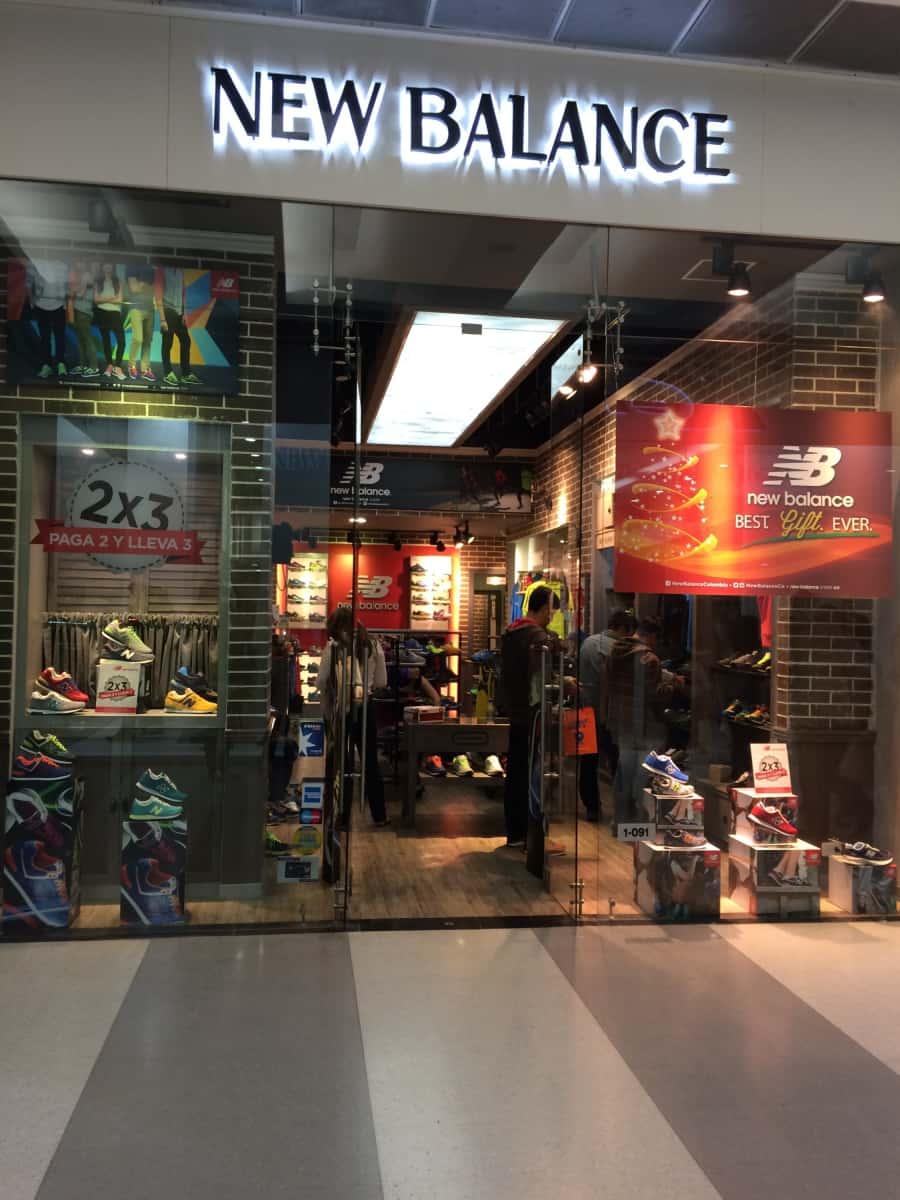 tienda oficial de new balance