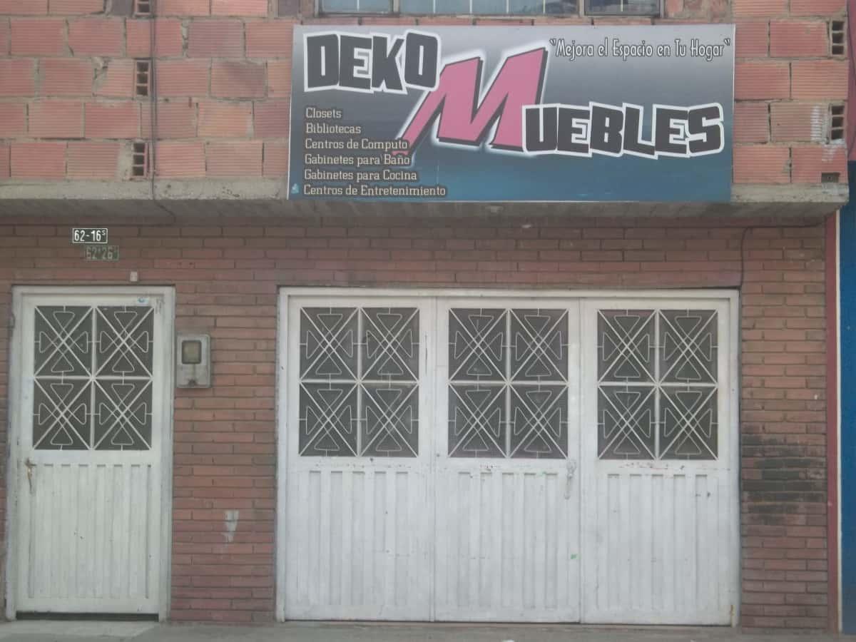 Deko Muebles Decoraci N Hogar Bosa Bogot  # Muebles Deko Bogota