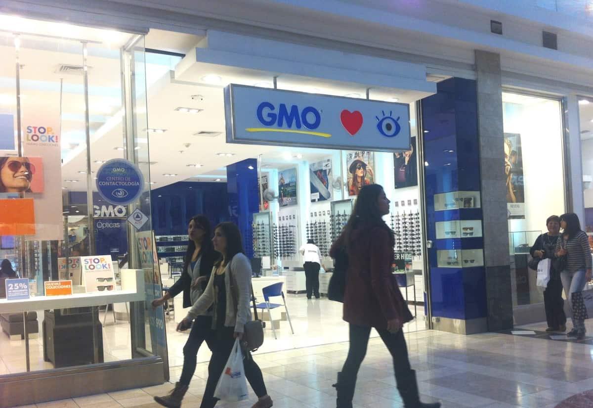 fb4e049e77 Ópticas GMO - Mall Plaza Vespucio en Av. Vicuña Mackenna Oriente N ...