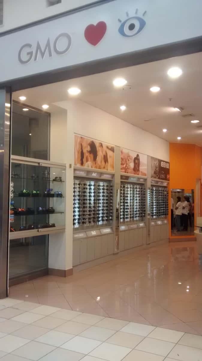 2db68b2360 Ópticas GMO - Mall Plaza Norte en Av. Américo Vespucio N° 1737 ...