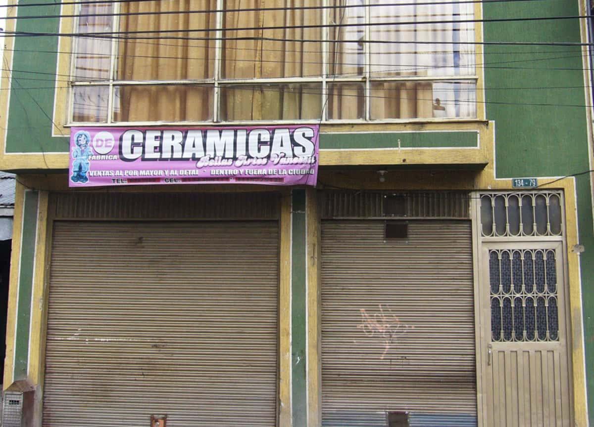 Cer Micas Bellas Artes Vanessa Ornamentaci N Decoraci N La  # Muebles Suizos Bogota Suba