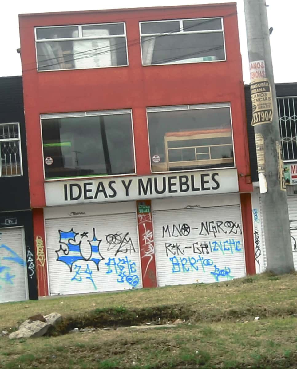 Muebles Avenida Primera De Mayo Con 37 91 Marqueter A Ciudad  # Muebles Bogota Primera De Mayo