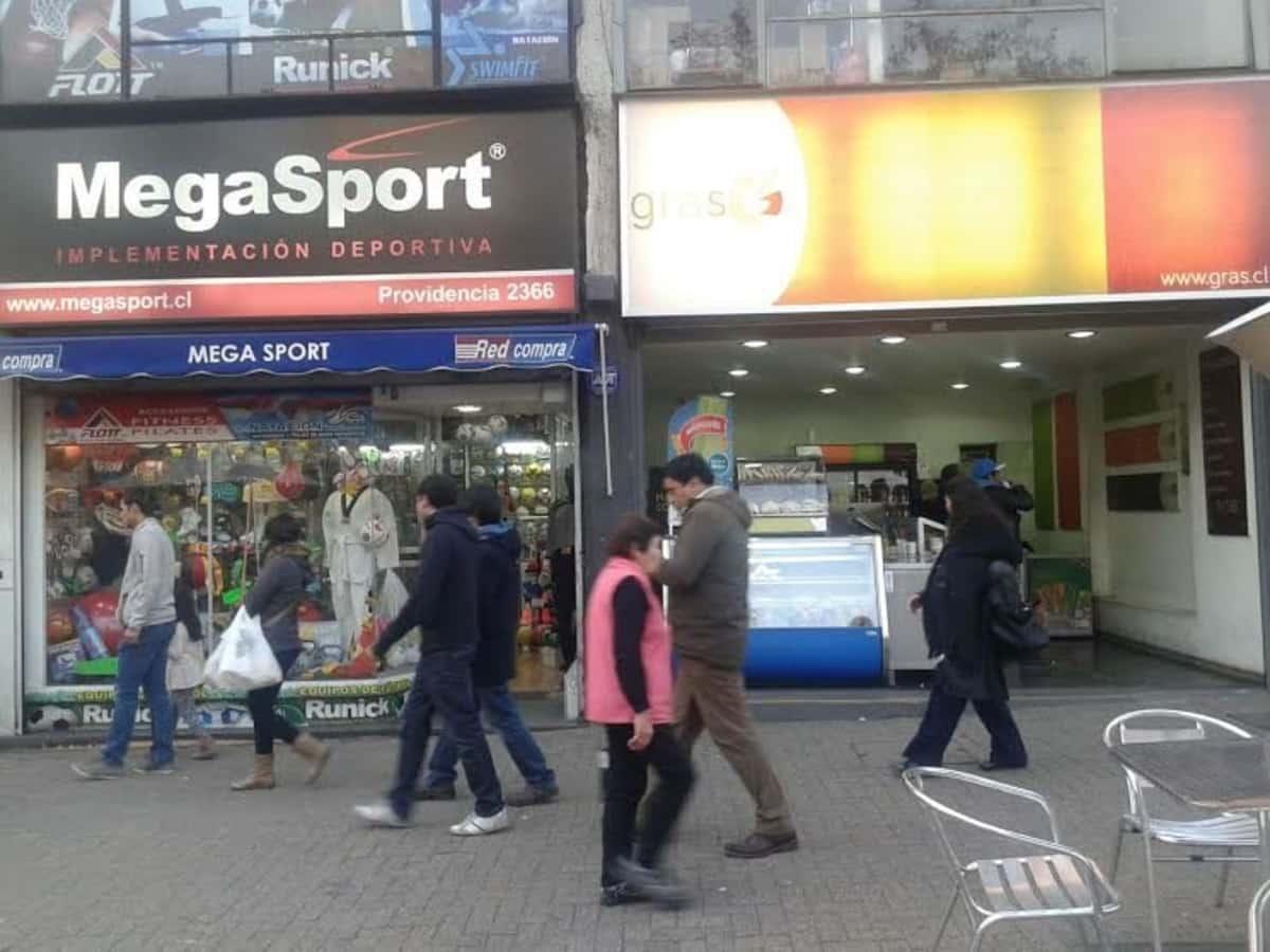 65c5806497a89 MegaSport en Av. Providencia N° 2366