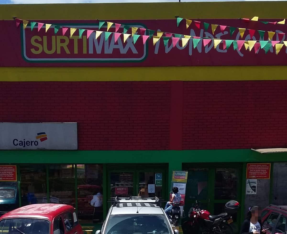 Surtimax Parque Fontibon | Supermercado | Centro Fontibón