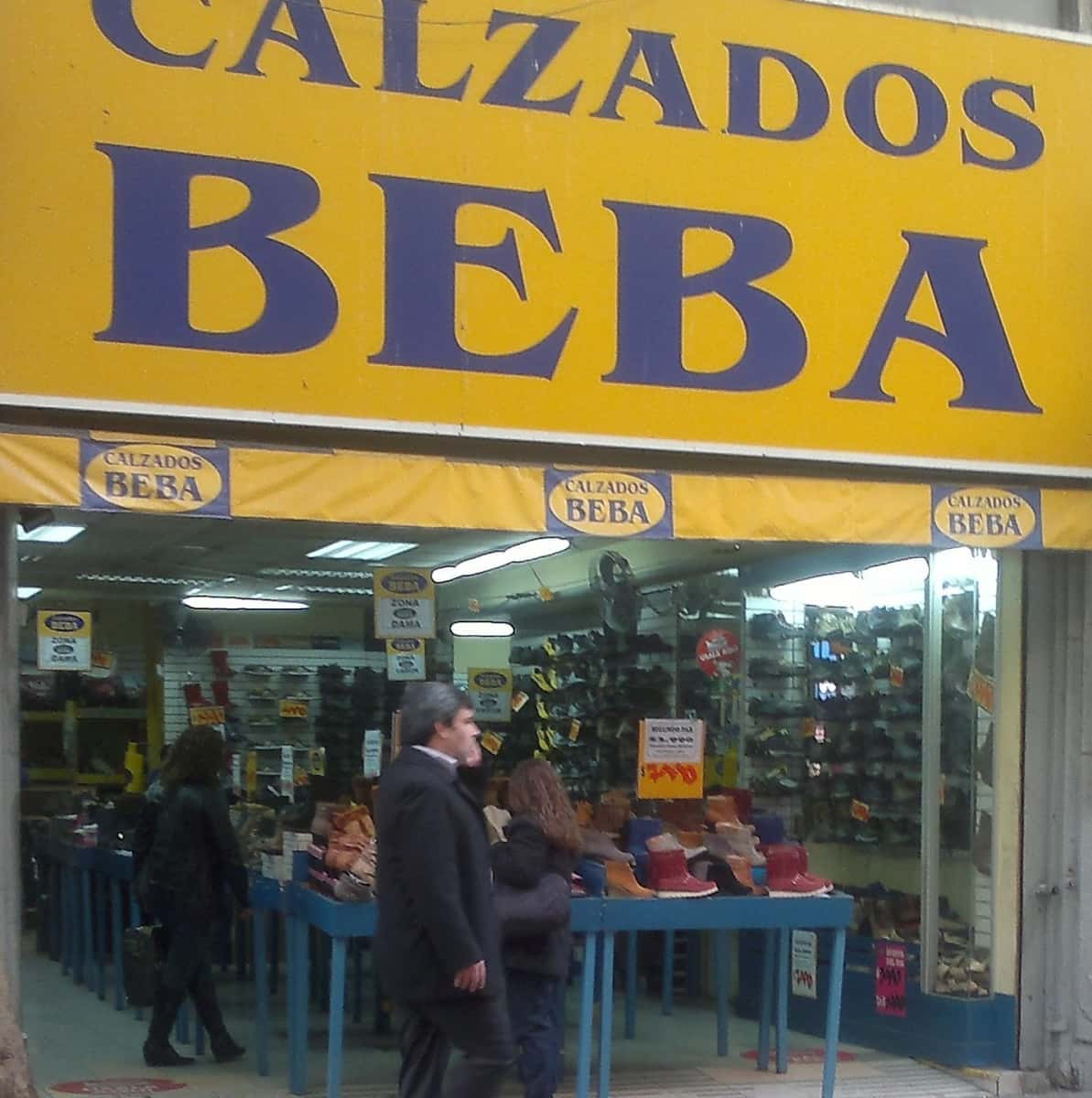 2edc977a6493a Calzados Beba Providencia en Av. Providencia N° 2283