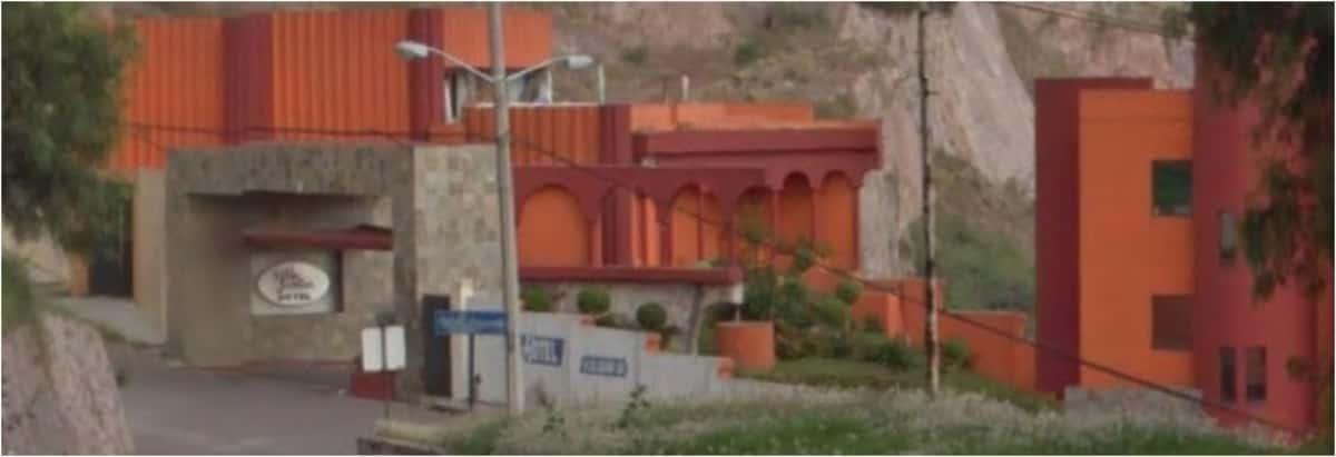 Hotel Villa Jardín | Motel | Barrientos Gustavo Baz | Tlalnepantla ...