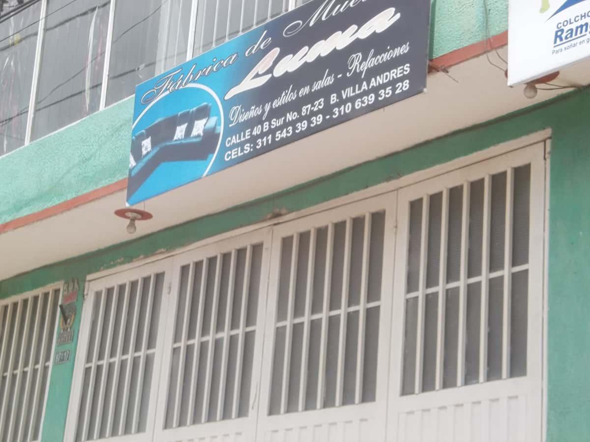 Fabrica De Muebles Luna Muebler A El Rosario Kennedy Bogot  # Muebles Moon Bogota
