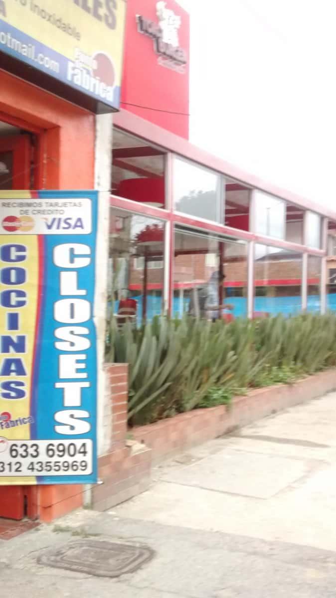C C Cocinas Integrales Ornamentaci N Decoraci N Prado Pinz N  # Muebles Suizos Bogota Suba