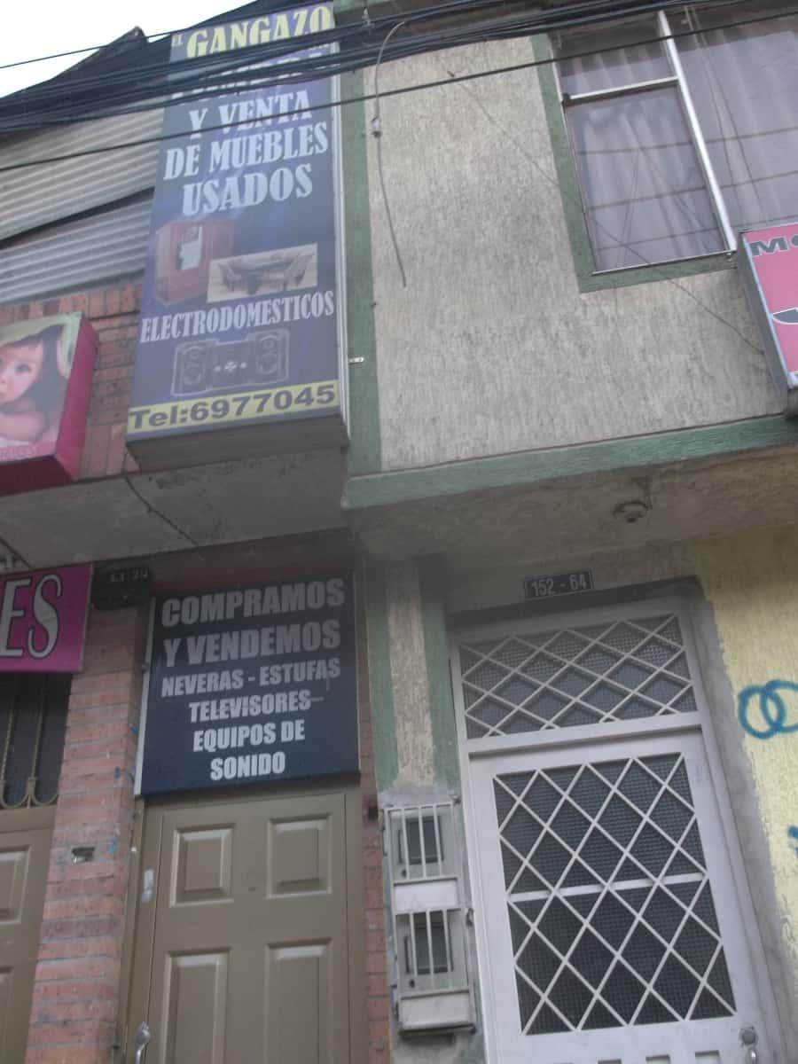 Gangazo Compra Y Venta De Muebles Usados Muebler A Lisboa  # Muebles Suba Bogota