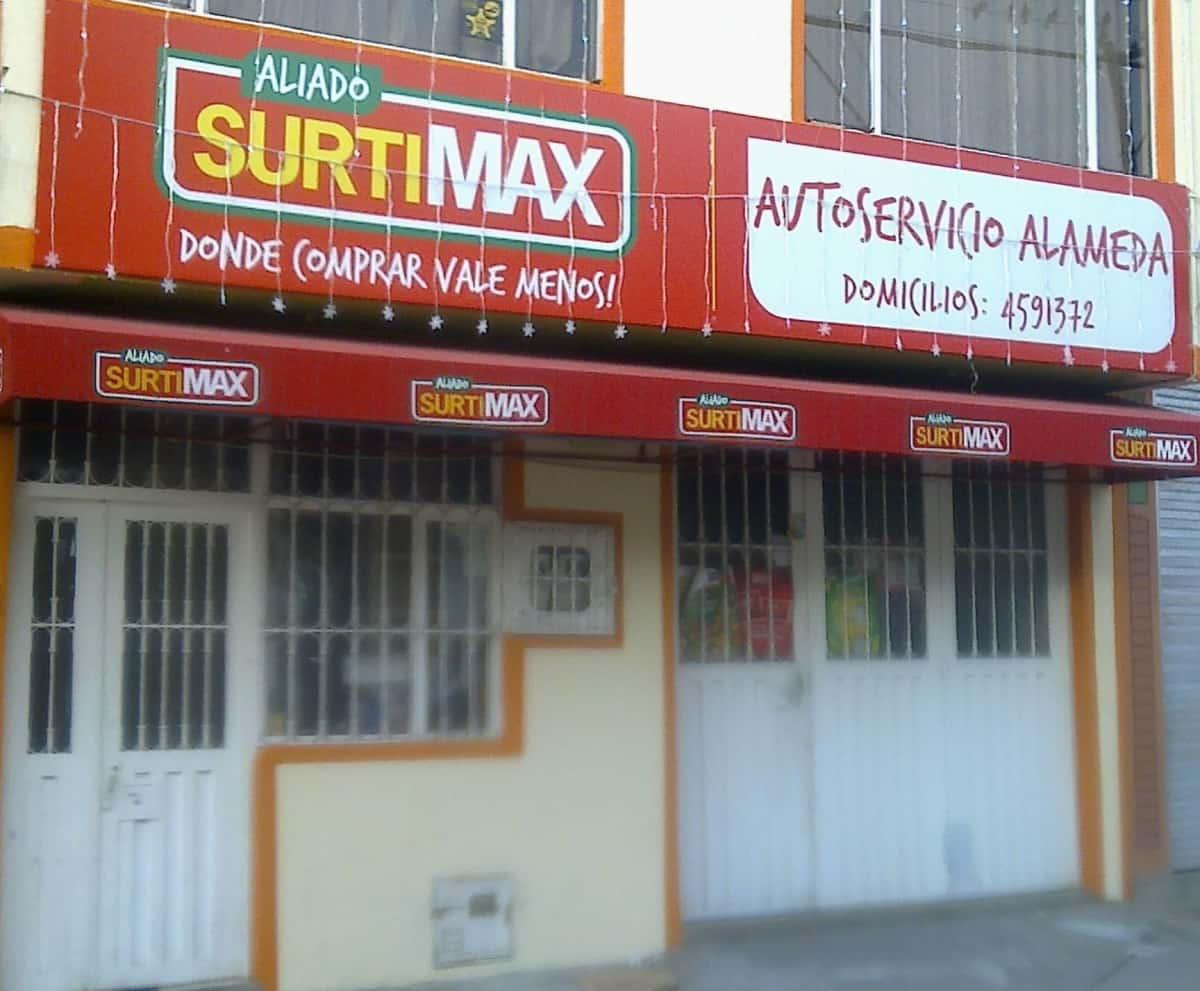 Surtimax Parque Fontibon | Supermercado | Fontibón | Bogotá