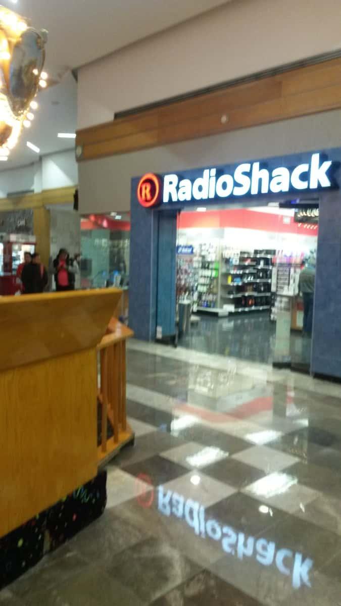 Radioshack Plaza Lindavista Tiendas De Electrónica