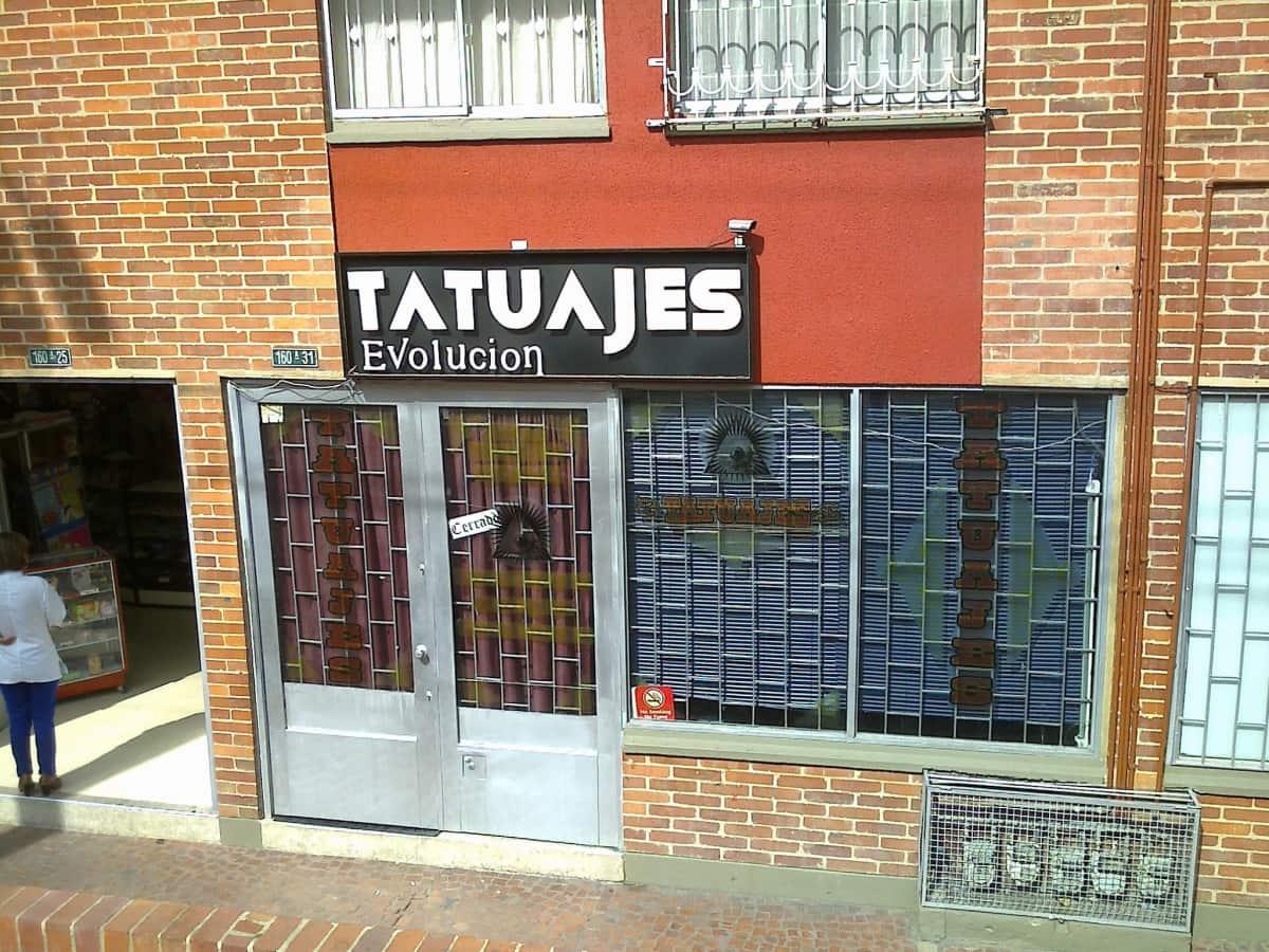 Tatuajes Bogota Unicentro tatuajes evolución | tatuajes / piercings | barrancas norte