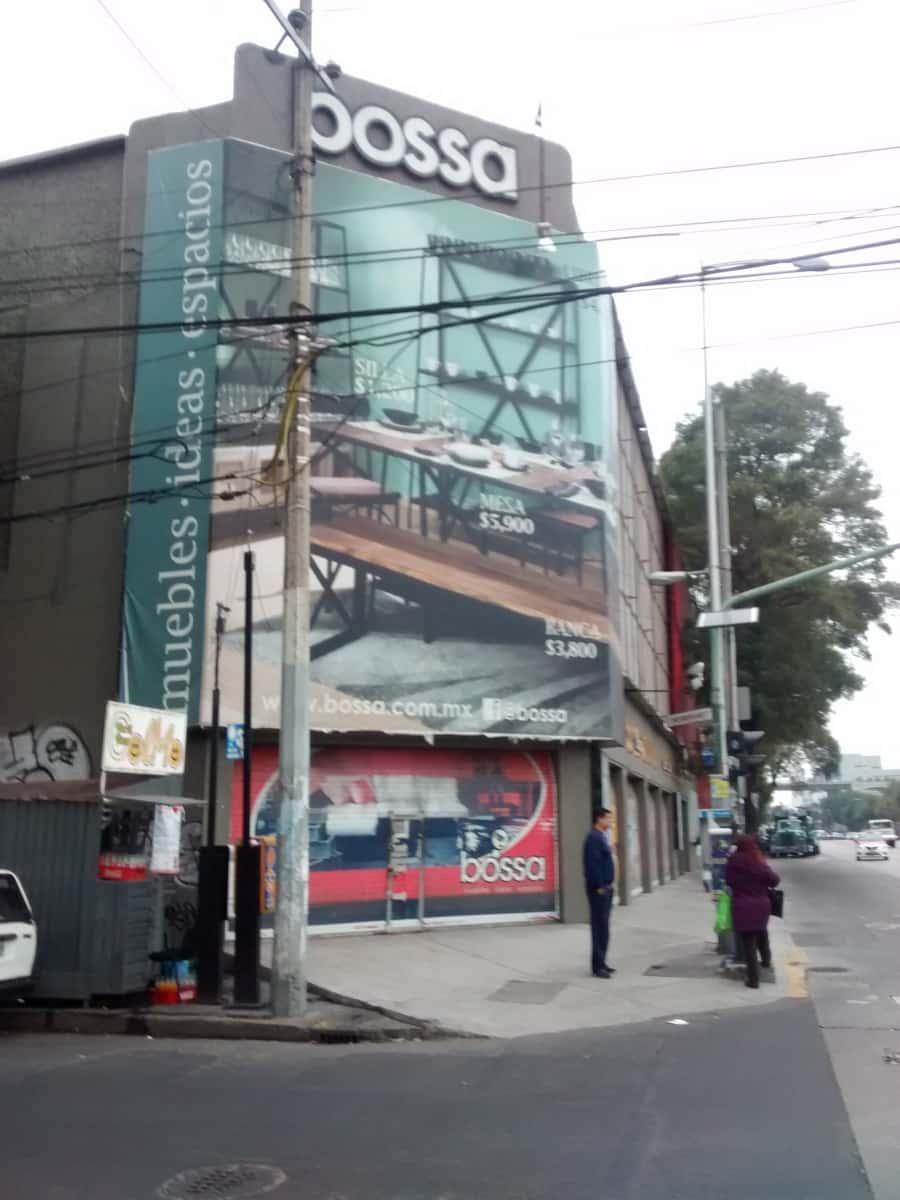 Bossa Muebles Revoluci N Muebler A San Juan Mixcoac Benito  # Muebles Revolucion