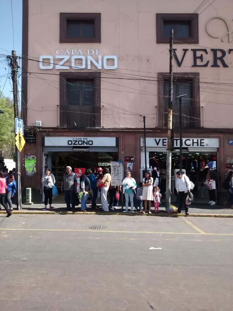 Vertiche Xochimilco Moda Y Ropa Barrio El Rosario