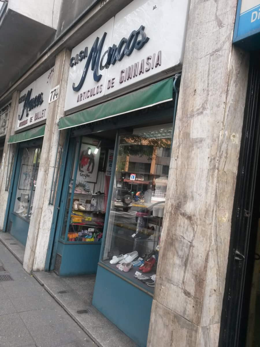Casa Marcos en Diagonal Cervantes N° 774  746f09ff6fc10