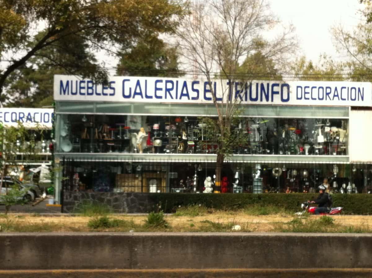 Muebles Galerias El Triunfo Miguel Angel De Quevedo Muebler A  # Muebles Tata Vasco