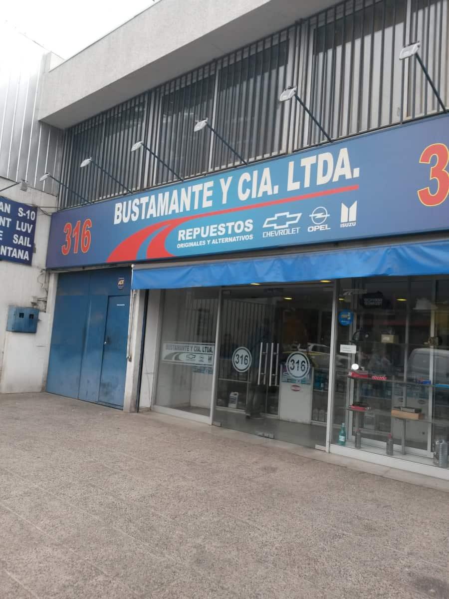 Bustamante Y Cia Ltda En Av Brasil N 45 Santiago Comuna