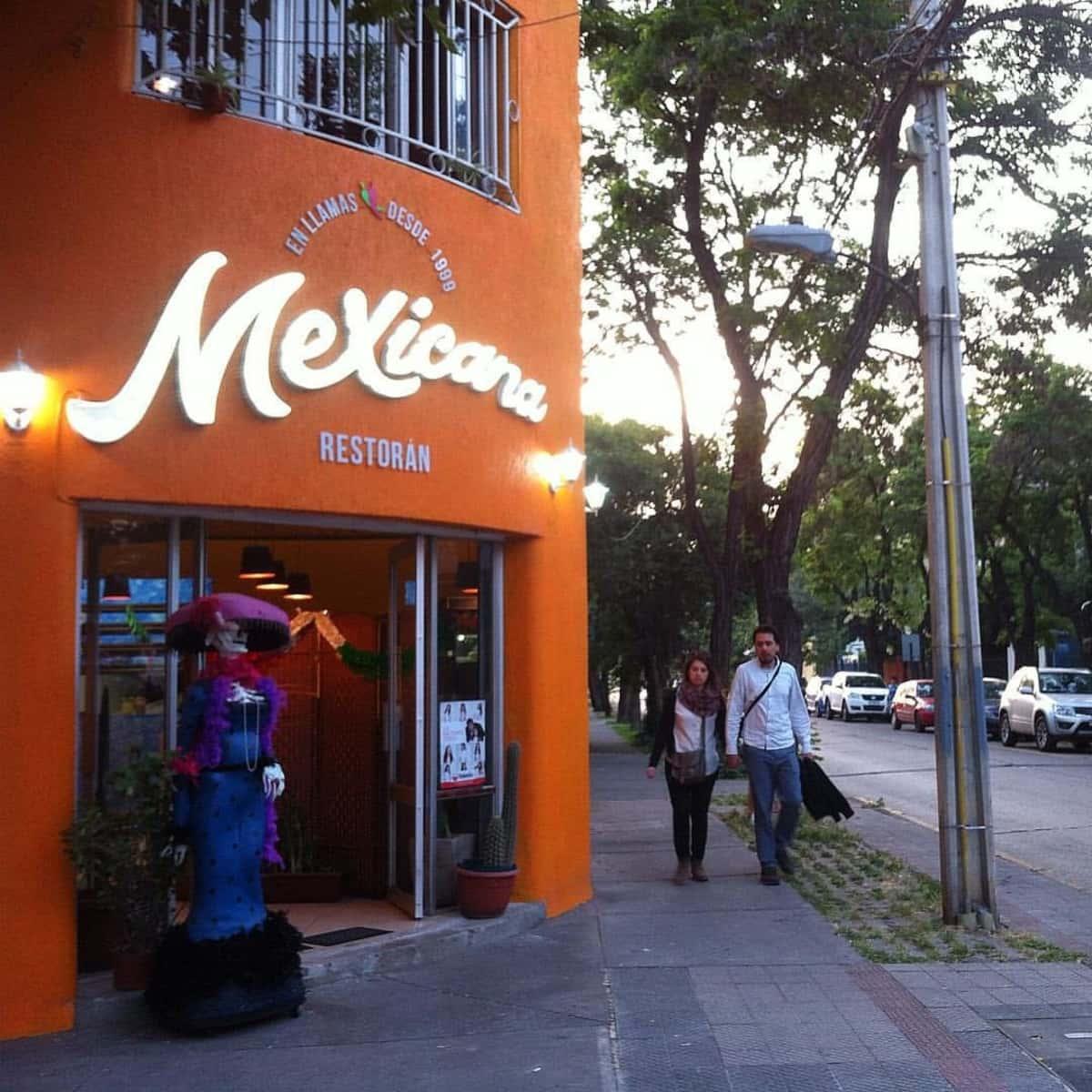 Restaurante mexicano santiago